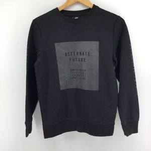 H&M | Alternate Future Graphic Sweatshirt